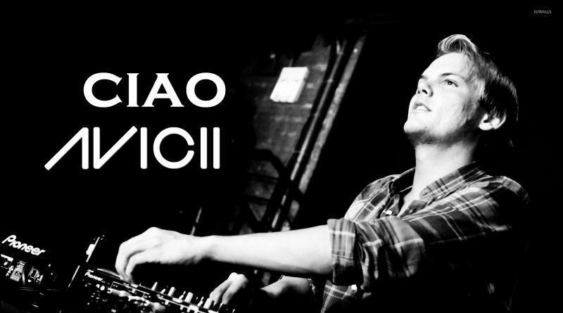Ciao Avicii: morto il dj svedese